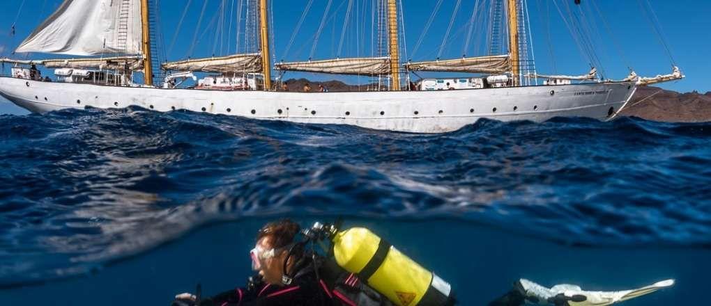 diving cape verde santa maria manuela