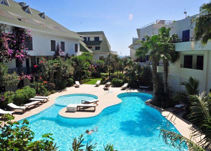 pool house cape verde, cabo verde, sal, santa Maria